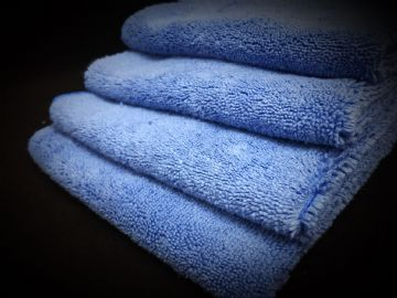 350gsm Ultra Plush Microfibre (4 pack)